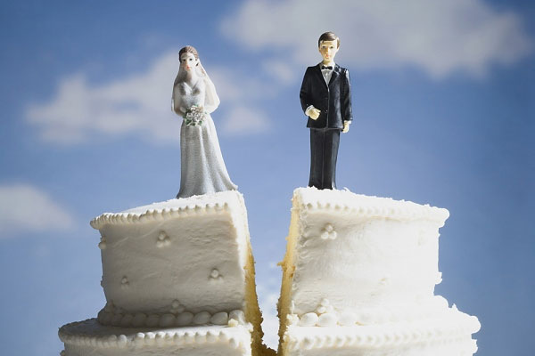 hôn nhân tan vỡ, hôn nhân đổ vỡ, lý do khiến hôn nhân đổ vỡ
