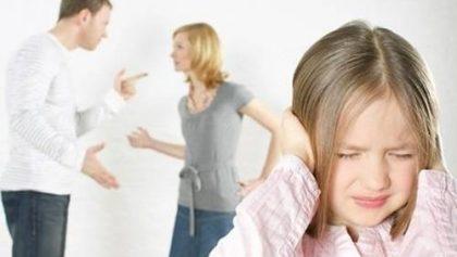 nếu có ly hôn, ly hôn, đừng làm tổn thương tâm hồn trẻ
