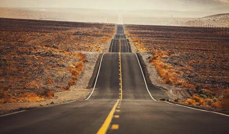 nằm mơ thấy con đường