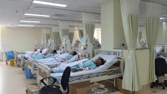 mơ thấy bệnh viện