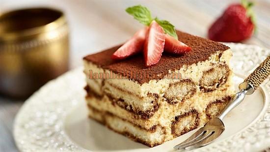 Mơ thấy bánh ngọt có ý nghĩa gì