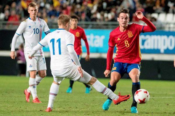 Nhận định U21 Iceland vs U21 Tây Ban Nha