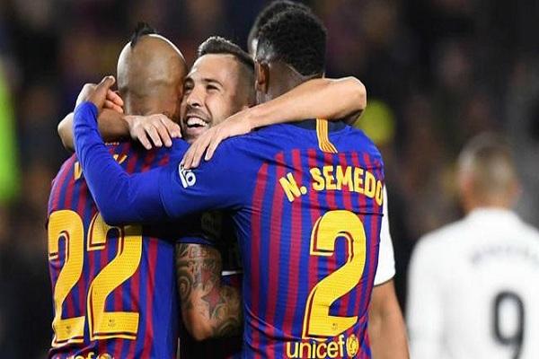 Barca thắng nghẹt thở