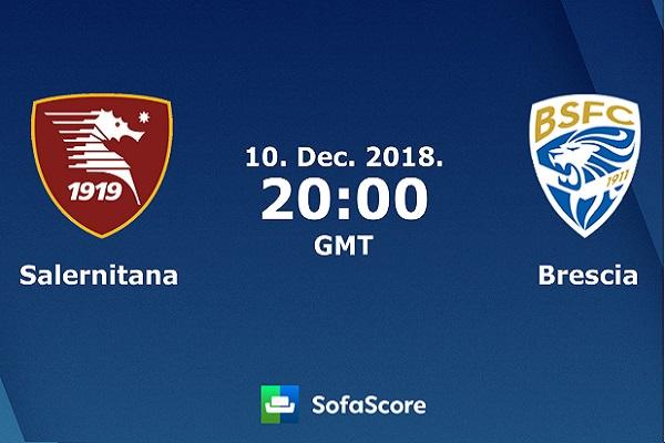Nhận định Salernitana vs Brescia