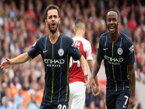 Man City hạ Arsenal, Solskjaer nhận thất bại đầu tiên