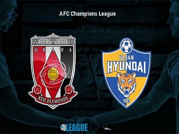 Nhận định Urawa Reds vs Ulsan Hyundai, 17h30 ngày 19/06