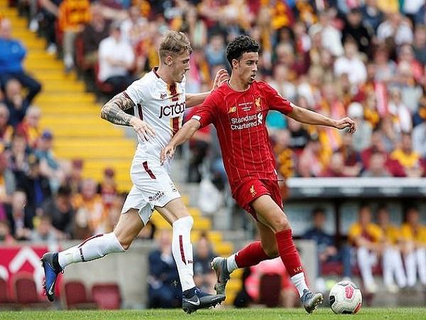 Chỉ đá giao hữu, Liverpool cũng đủ tạo kỷ lục