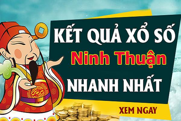 Soi cầu XS Ninh Thuận chính xác thứ 6 ngày 26/07/2019