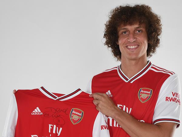 Chuyển nhượng 10/8: David Luiz chính thức cập bến Arsenal