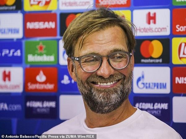 Jurgen Klopp ví Chelsea với đội bóng cũ Dortmund