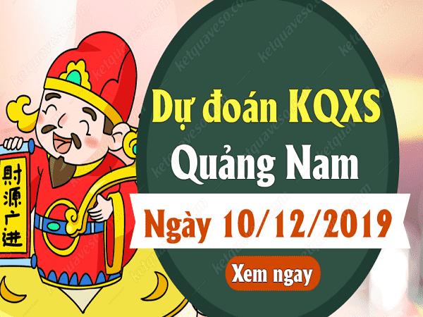 Thống kê kqxs quảng nam ngày 10/12