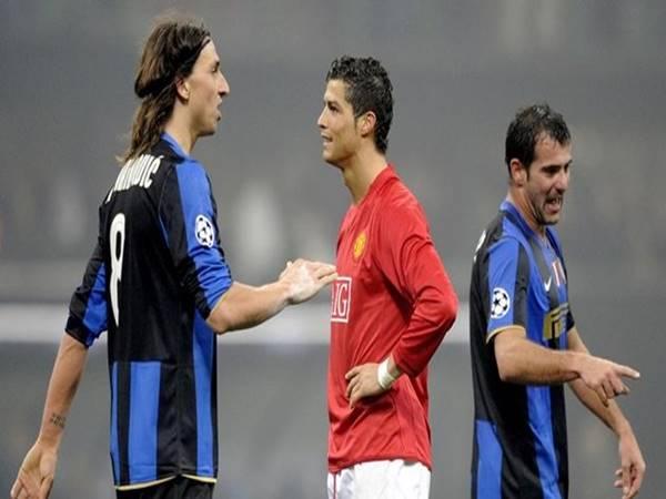 Ibrahimovic về AC Milan: Hãy cho Ronaldo thấy
