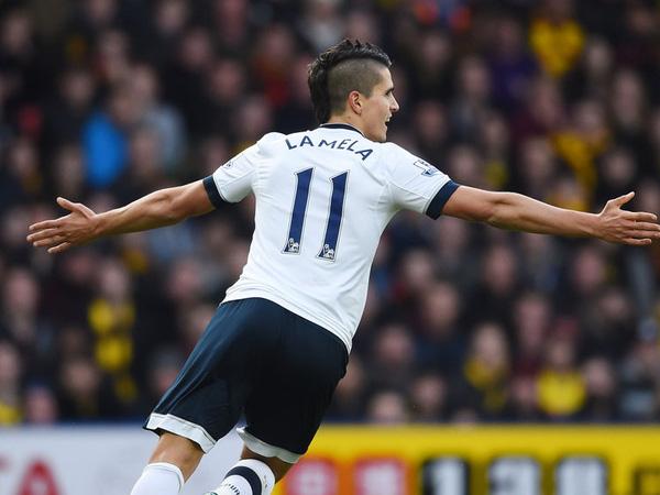 Chuyển nhượng Tottenham 15/4: Sẵn sàng bán Lamela