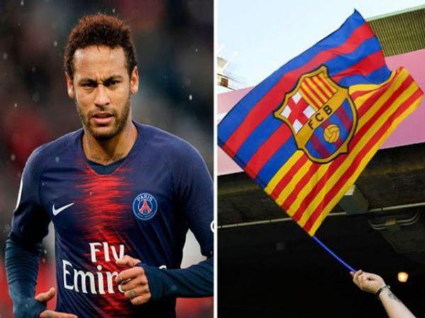 Tiền đạo Neymar hết đường không thể rời PSG