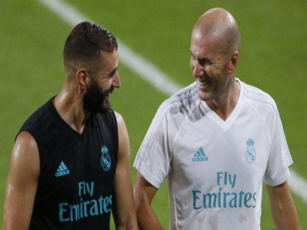 Real Madrid căng tràn hưng phấn chờ La Liga trở lại