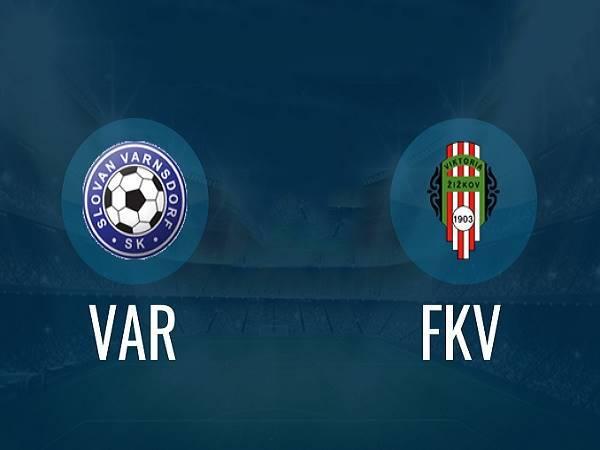 Nhận định Varnsdorf vs Viktoria, 22h00 ngày 02/06