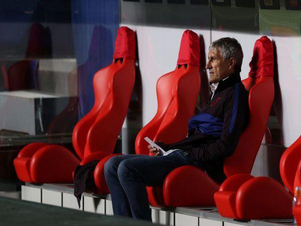 Tin bóng đá Barca 15/8: Tôi muốn ông ấy phải mất việc cuối tuần này