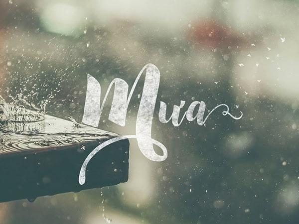 Mơ thấy mưa là điềm báo lành hay dữ?
