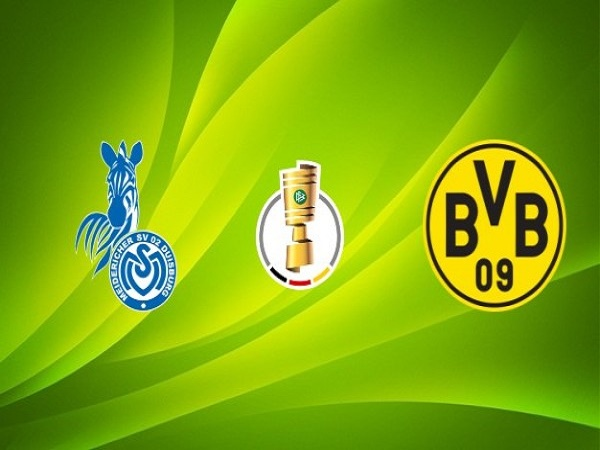 Nhận định Duisburg vs Dortmund 01h45, 15/09 - Cúp QG Đức