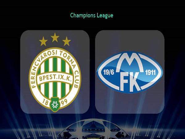 Soi kèo Ferencvaros vs Molde 02h00, 30/9 - Cúp C1 Châu Âu