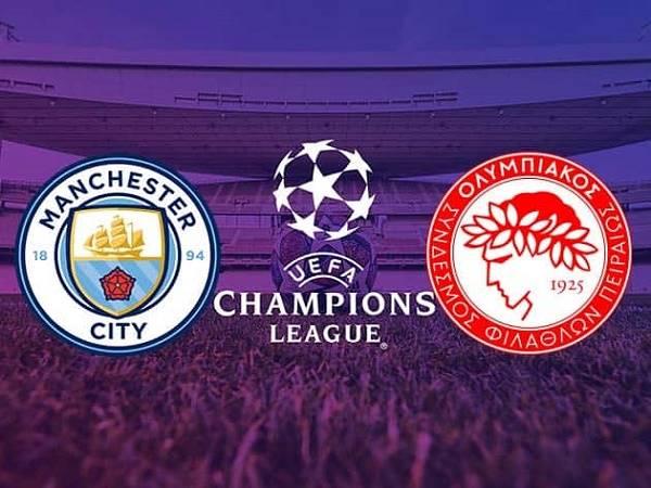 Nhận định Man City vs Olympiakos 3h00 ngày 04/11, Cúp C1 châu Âu