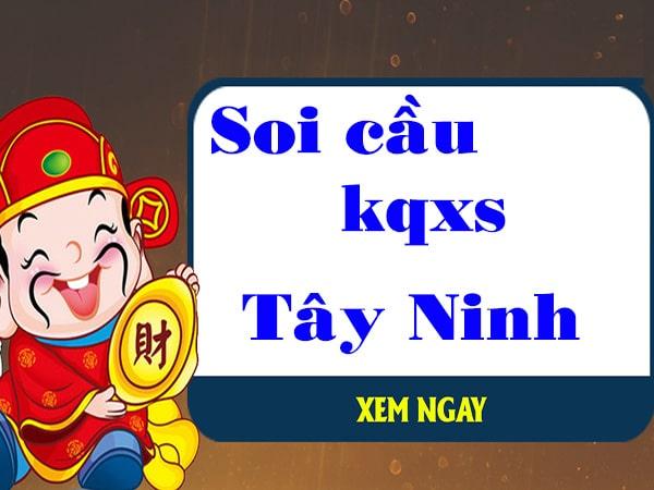 Soi cầu XSTN 15/4/2021 soi cầu bạch thủ xs Tây Ninh hôm nay