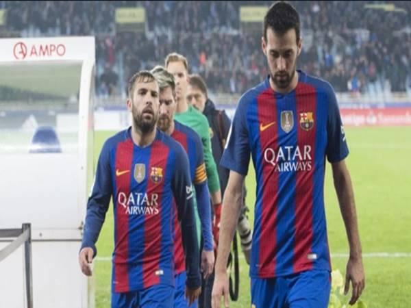 Tin thể thao 8/5: Barcelona lên kế hoạch thanh lý 2 công thần
