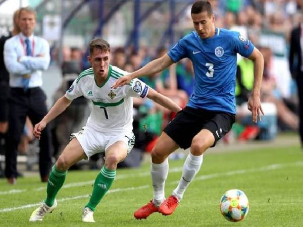 Dự đoán kèo Estonia vs Latvia