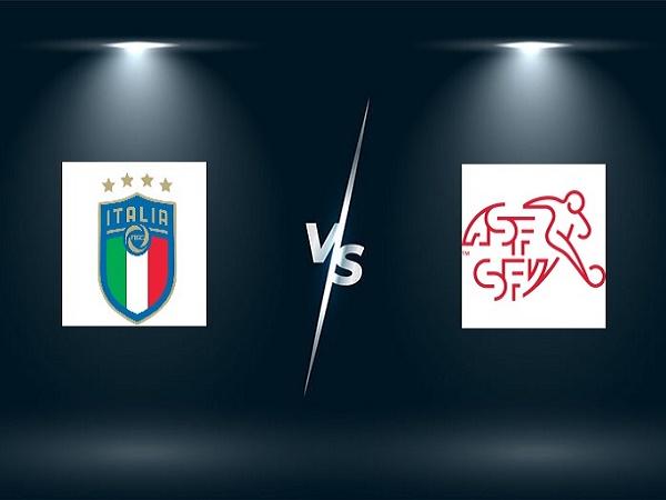 Soi kèo Italia vs Thụy Sĩ – 02h00 17/06/2021, Euro 2021