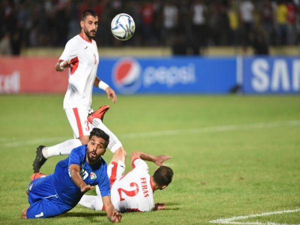 Soi kèo Kuwait vs Jordan, 02h00 ngày 12/6 - VL World Cup 2022