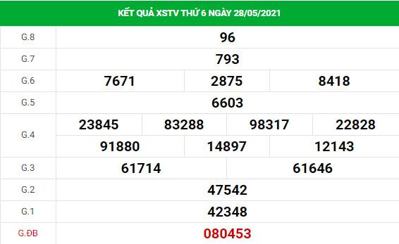 Phân tích XSTV ngày 4/6/2021 hôm nay thứ 6 chính xác