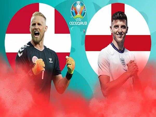 Nhận định Anh vs Đan Mạch, 02h00 ngày 08/07 Euro 2020
