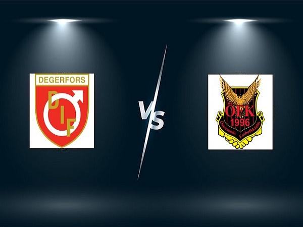 Nhận định Degerfors vs Ostersunds – 22h30 03/07/2021, VĐQG Thụy Điển