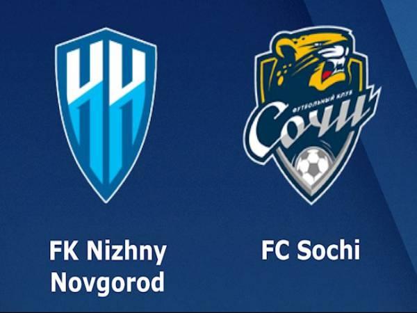 Nhận định Nizhny Novgorod vs Sochi – 23h00 26/07, VĐQG Nga