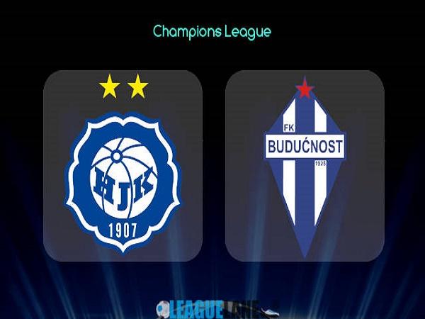 Soi kèo HJK vs Buducnost – 23h00 06/07/2021, Cúp C1 châu Âu