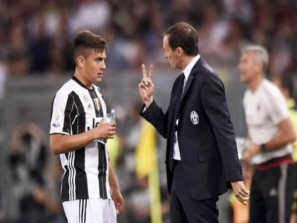 Tin bóng đá thế giới 17/7: Tái hợp Allegri, Dybala sẽ ở lại Juve