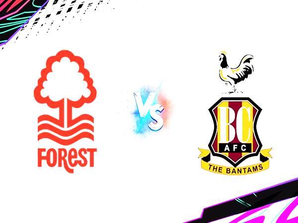Nhận định Nottingham vs Bradford City, 01h45 ngày 12/08, Cup LĐ Anh