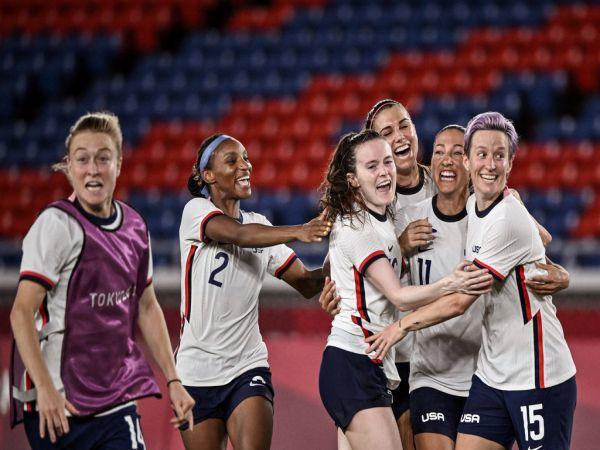 Nhận định kèo Nữ Mỹ vs Nữ Canada, 15h00 ngày 2/8 - Olympic 2021