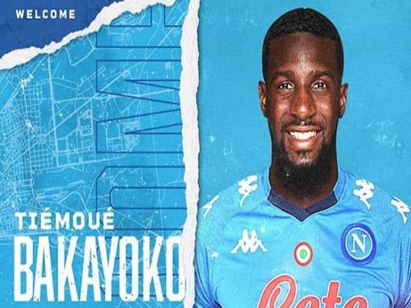 Napoli sắp có Bakayoko